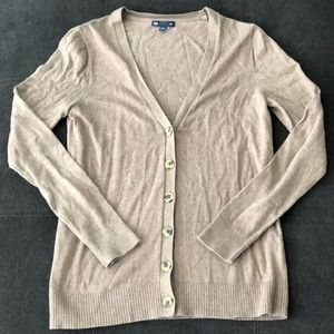 Women's GAP Brown Cardigan Size S